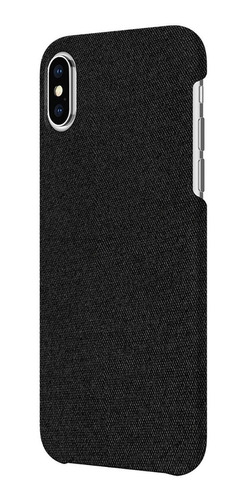 incipio funda carcasa slim esquire series iphone x negro