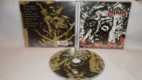 incision - beneath the folds of flesh ( dismember death suec