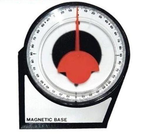 inclinometro base magnética