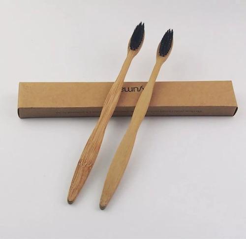 incluye dos depilya un carbon activado y un cepillo de bambu