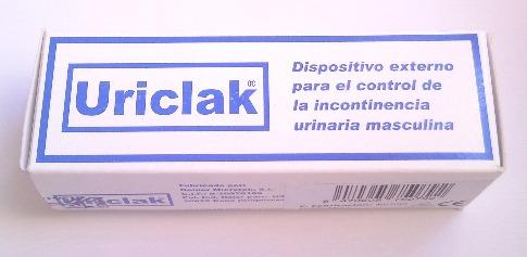 incontinencia urinaria masculina dispositivo externo