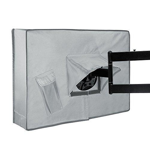incover 40 , 42, 43 cubierta de tv al aire libre - funci