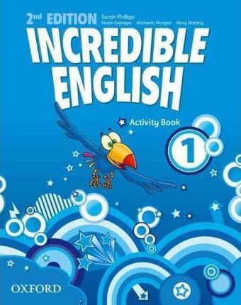 incredible english 1 - activity book - 2nd edition oxford