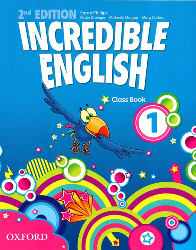 incredible english 1 - class book - 2nd edition oxford