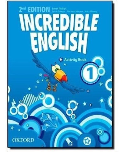 incredible english 1 - class book y workbook - 2nd edition