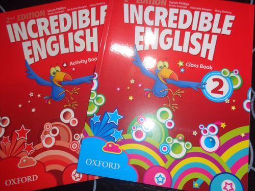 incredible english 2