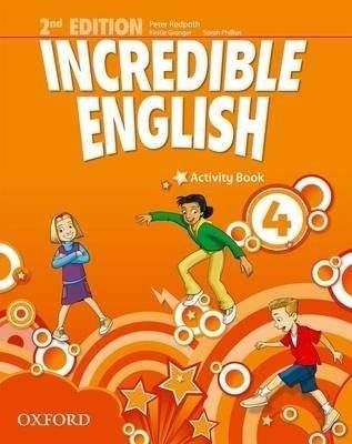 incredible english 4 - activity book - 2nd edition oxford