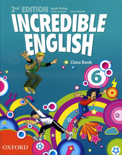 incredible english 6 - class book - 2nd edition oxford