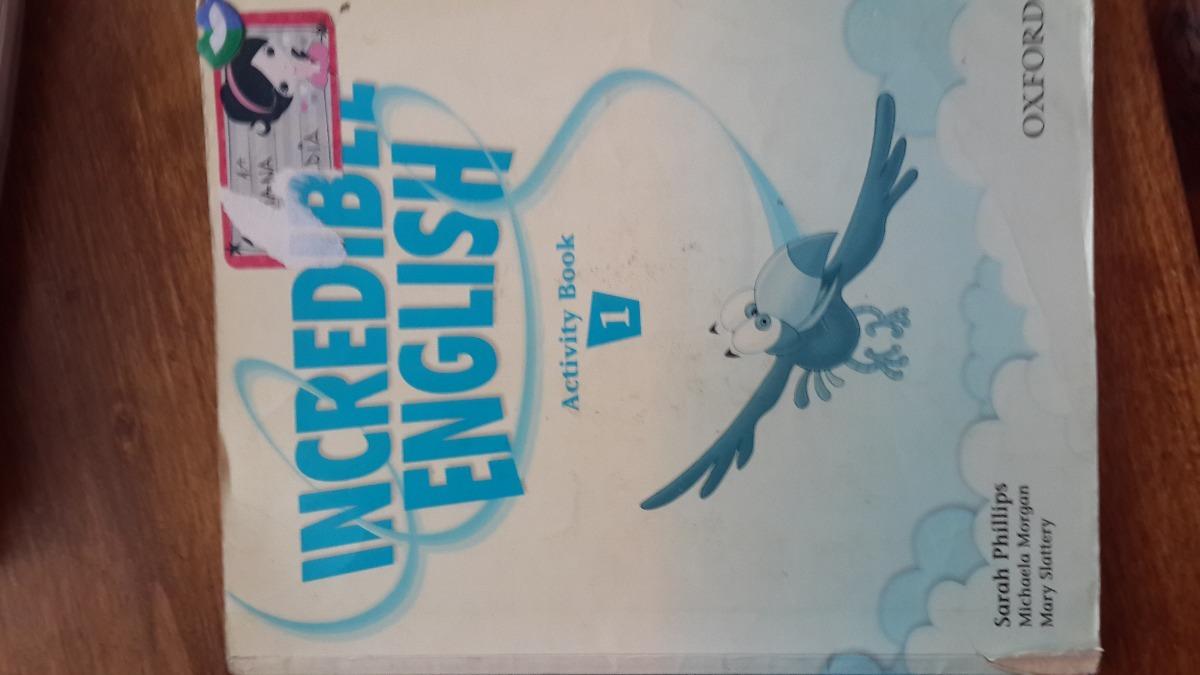 Incredible English Activity Book 1