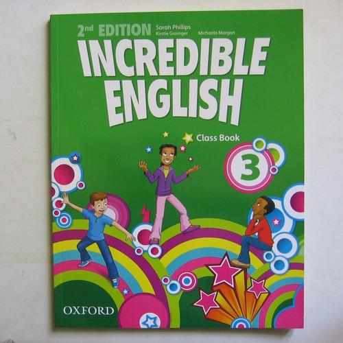 incredible english class book 3