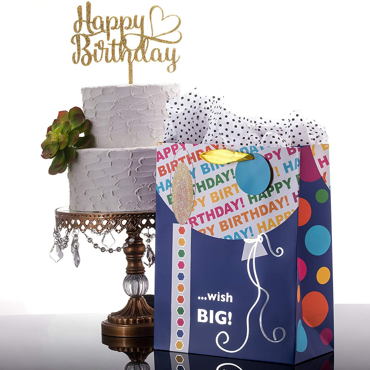 Incredible Packaging Happy Birthday Gift Bag For Him For