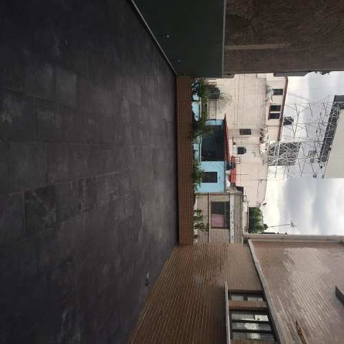 increibl depto. en renta  con dos terrazas,en iztlazihuatl, col. condesa
