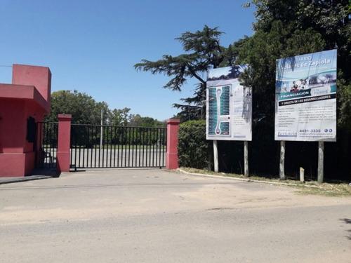 increíble barrio cerrado en villa zapiola con financiación!!