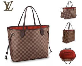 9f8e4677b Bolsa Louis Vuitton Clon - Bolsas Louis Vuitton en Distrito Federal en Mercado  Libre México