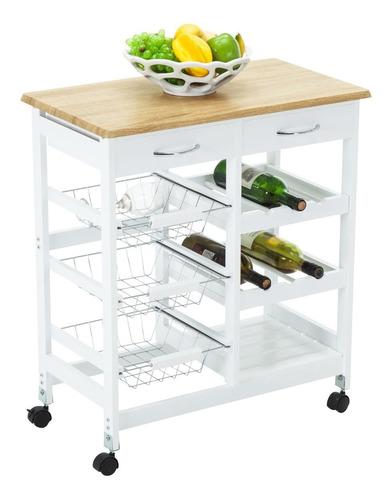 increible carrito desayunador bar portátil kitchen