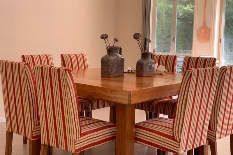 increible casa en alquiler 5 ambientes en la lomada, pilar