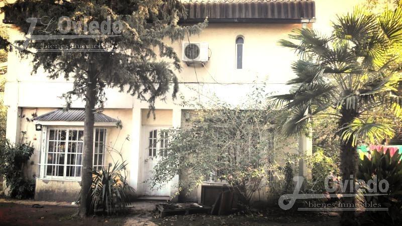 increible casa quinta en la reja moreno