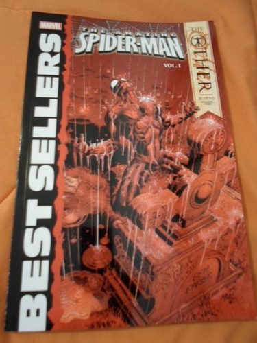 increible comics marvel spiderman the other tomo 1