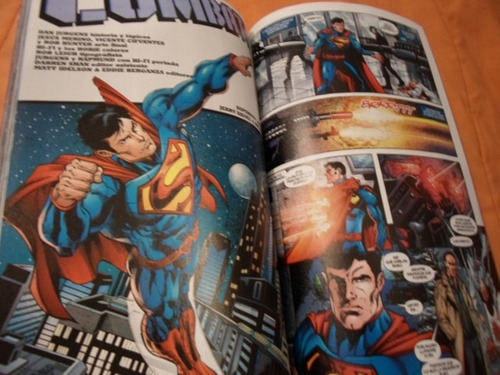 increible dc comic new superman vol 2