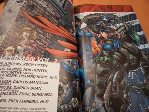 increible dc comic new52 superman vol 2