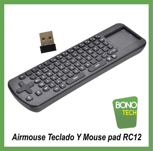 increible de  facil manejo air mouse, rc12