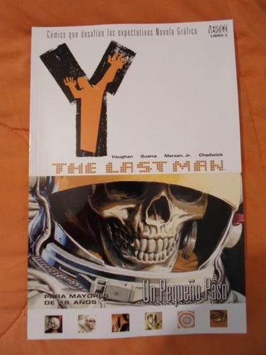 increible definitive vertigo the last man tomo 3