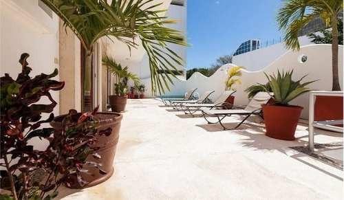 increible departamento de 2 rec centro playa del carmen p2314