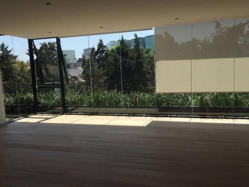 increible departamento en polanco con terraza