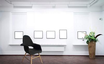 Increíble Diseño Moderno Eero Comedor Silla Muebles Gris Te