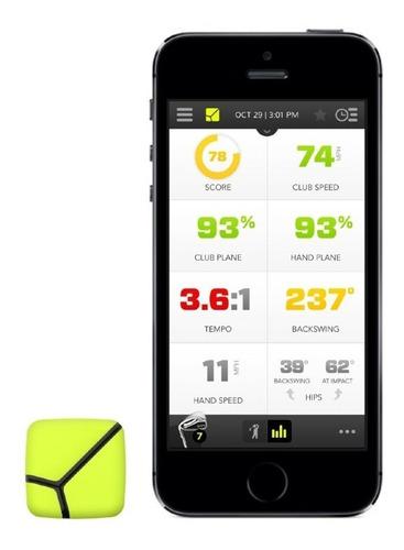increíble entrenador zepp golf 3d iphone ipad android unico