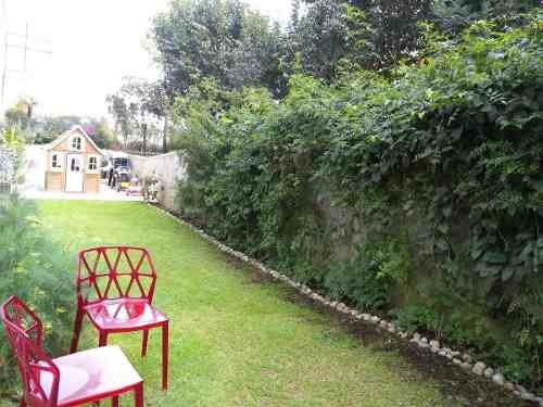 increible garden house en alerces