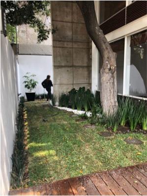 increible garden house en polanco!