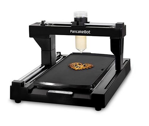 increíble impresora de hot cakes haz tus propios diseños
