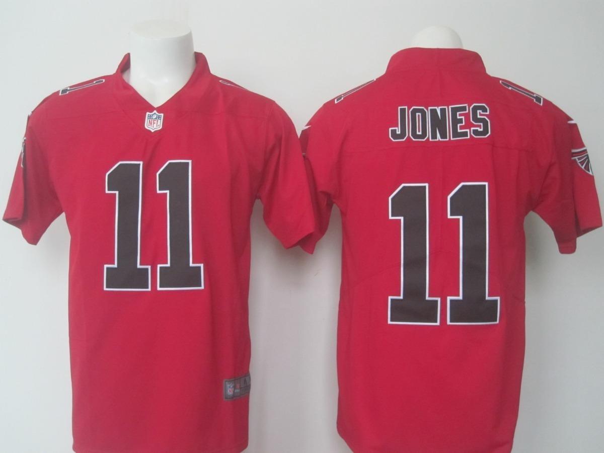 Discount Increible Jersey Julio Jones 11 Atlanta Falcons Color Rush  free shipping
