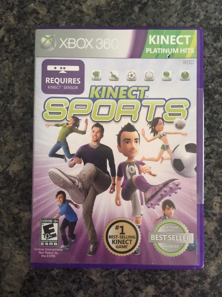 Increible Juego De Xbox 360 Original Kinect Sports Bs 30 000 00