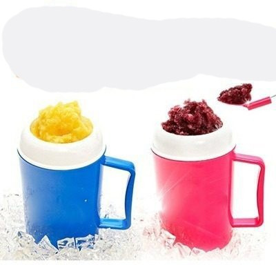 increible kit vasos para hacer helados y granizados