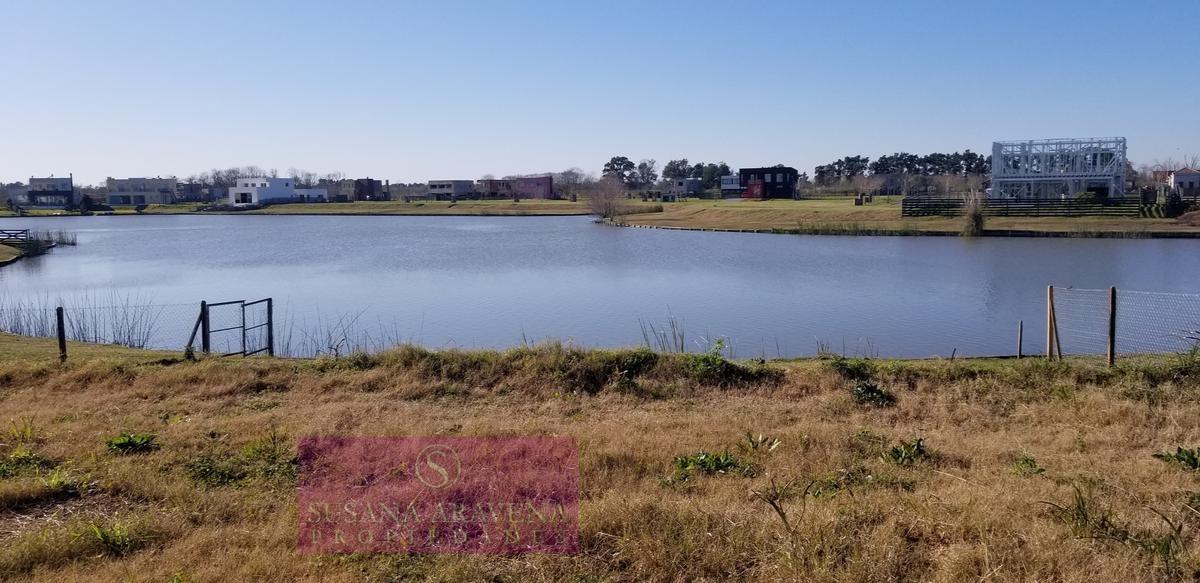 increible lote en puertos del lago-araucarias