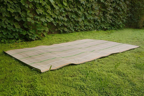 increíble manta de bamboo tamaño xl ideal camping y playa