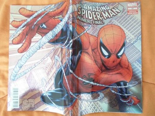 increible!!!! marvel comics amazing spiderman