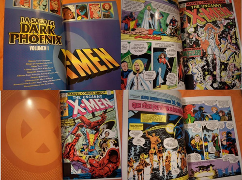 increible!!! marvel comics dark fenix español latino