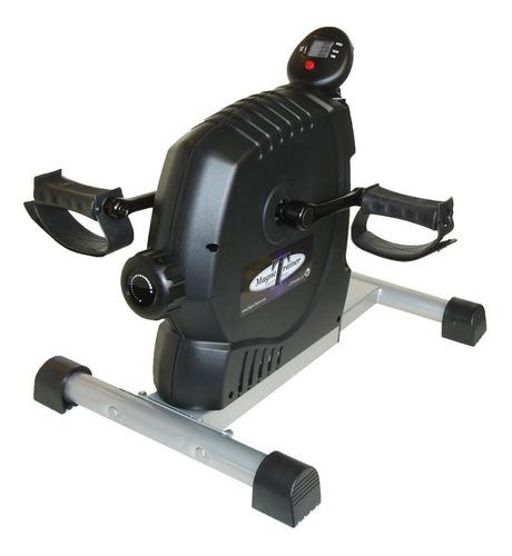 increible mini ejercitador de piernas y brazos magnetrainer