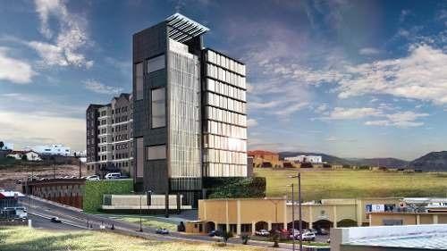 increíble oficina en 8vo. piso y vistas panorámicas en torre azenzo