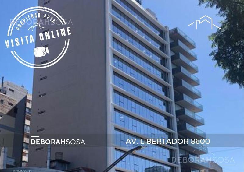 increíble oficina en alquiler premium - av. libertador - nuñez