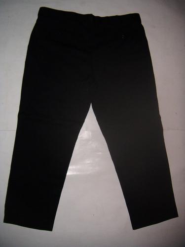 increíble pantalón de vestir george 42w x 32l envío gratis
