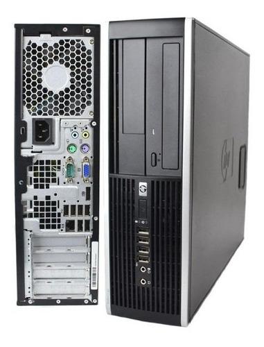increíble!! pc hp pro6305 amd 3a gen con monitor incluye iva