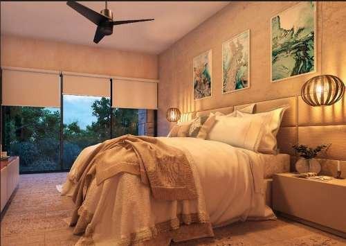 increíble penthouse dos habitaciones en la veleta tulum