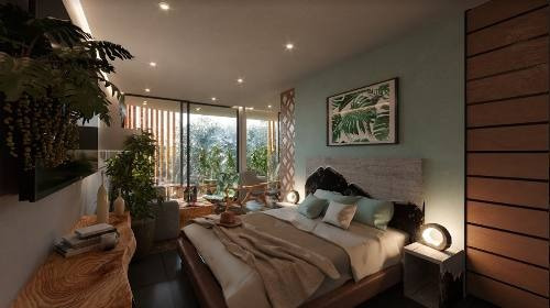 increíble penthouse en tulum