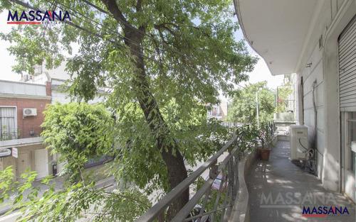 increíble ph de 149m2 con patio. sin expensas. apto comercial