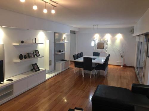 increible piso de categoria - 200 mts. - 3 suites   escritorio en suite - cochera - vig. 24 hs.
