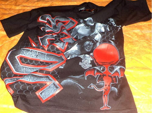 increible playera the rock for glory ac/dc full impresion